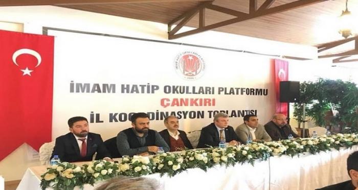 Çankırı İHO Platformu İl Koordinasyon Toplantısı Gerçekleştirildi