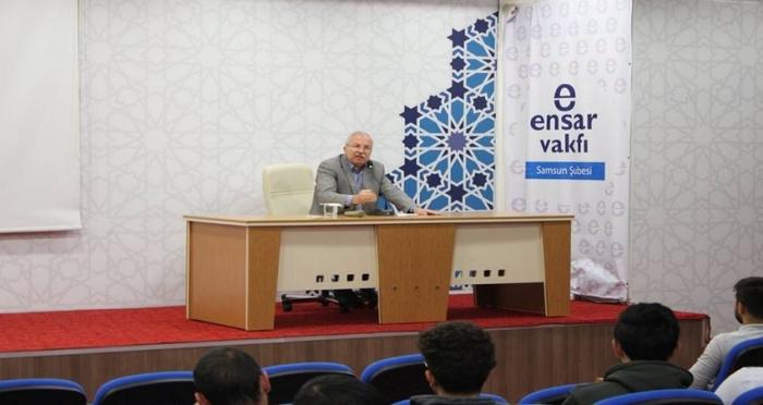 Zihinlere Takılan Dini Sorular Konferansı