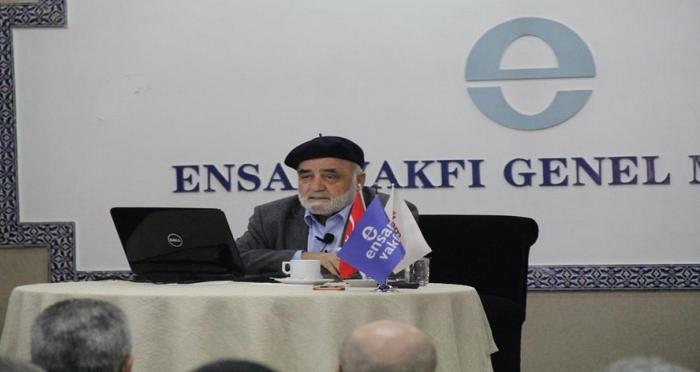 İlahiyat Vefa Dersleri'nin Mart Ayı Programı'nın Konuğu 'Prof. Dr. İsmail Lütfi Çakan'