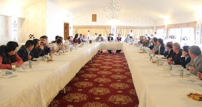 Ensar Vakfı Orta Karadeniz Bölge Toplantısı Yapıldı