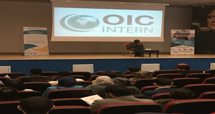 Uluslararası Staj Ofisi'nden Ankara'daki Stajyerlerine Oryantasyon Eğitimi