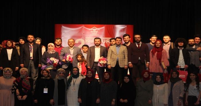 Ensar Vakfı Yurtları 2. Kültür Sanat Günleri - Münazara Programı