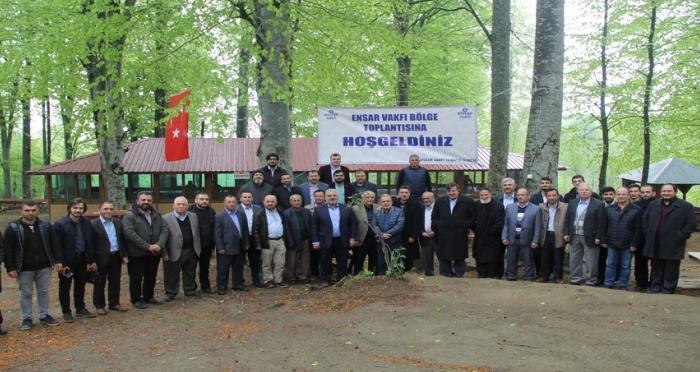 Ensar Vakfı Karadeniz Bölge Toplantısı Gerçekleştirildi