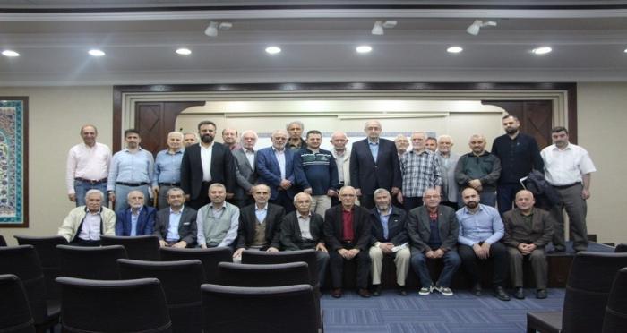 İlahiyat Vefa Dersleri'nin Nisan Ayı Konuğu : Dr. Tayyar Altıkulaç