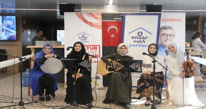 Ensar Vakfı Yurtları 2. Kültür Sanat Günleri - Şiir Müzikal Dinletisi