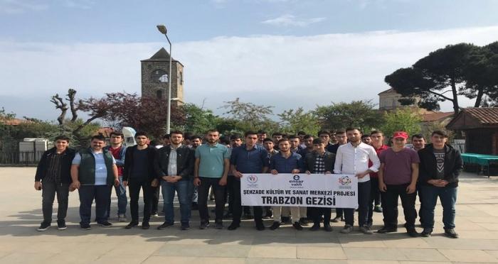 Şehzade Kültür ve Sanat Merkezi Projesi