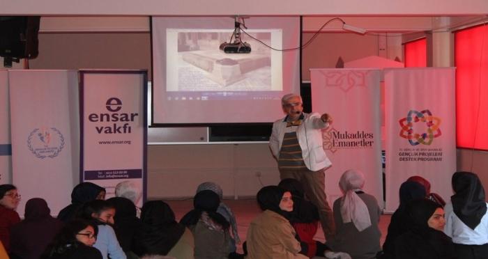 Mukaddes Emanetler Projesi - Osmanlı Himayesine Geçişin 500. Yılı