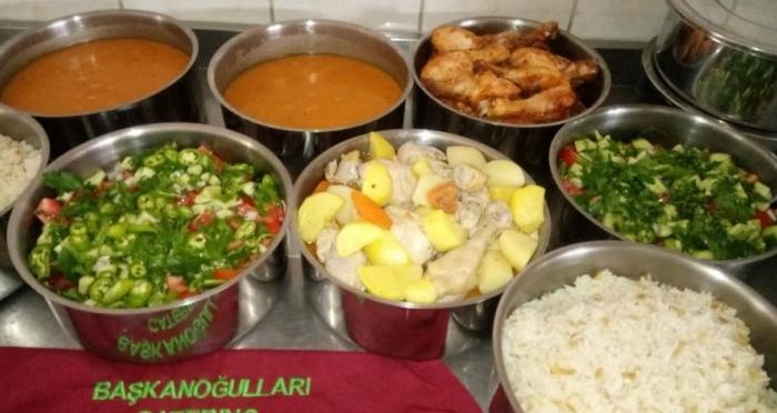 Ensar Vakfı Ataşehir'den Gönül Sofraları Programı
