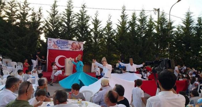 Ensar Vakfı İnegöl Şubesi 4'üncü Geleneksel Toplu Sünnet Törenini Gerçekleştirdi