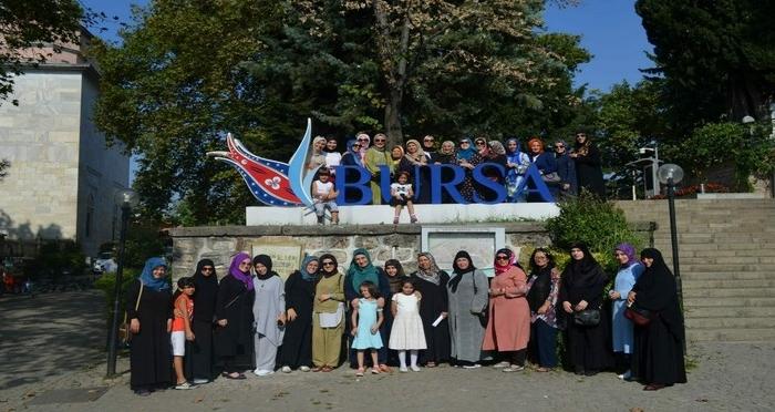 Hanımlar Komisyonu'ndan Bursa'ya Motivasyon Gezisi