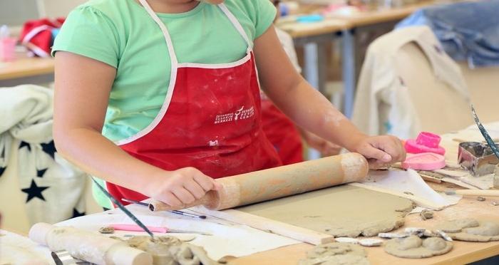 İstanbul Tasarım Merkezi'nde Çocuklarla 5 Gün 5 Tasarım Atölyesi Gerçekleştirildi