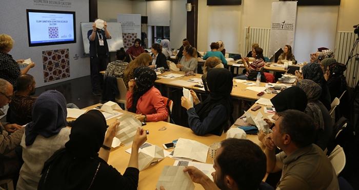 4.Uluslararası İslam Sanatında Geometrik Desenler Çalıştayı 4. Günü