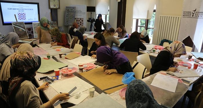4.Uluslararası İslam Sanatında Geometrik Desenler Çalıştayı 5. Günü