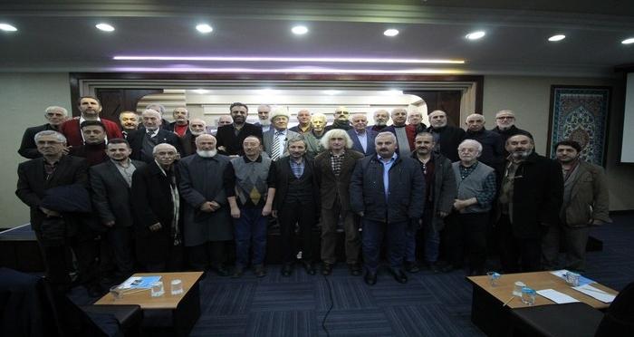 İlahiyat Vefa Dersleri'nin Ocak Ayı Konuğu Prof. Dr. Halis Ayhan Oldu