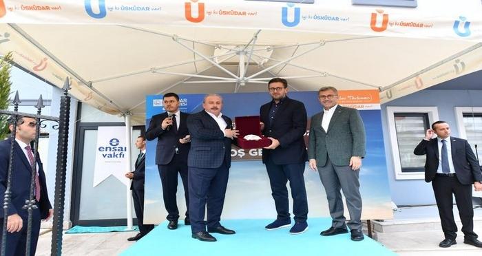 Ensar Vakfı Çamlıca Yükseköğretim Kız Öğrenci Yurdu Açıldı!