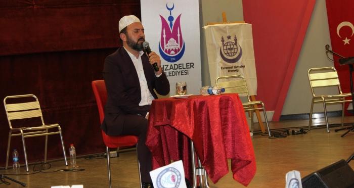 Manisa'da Kur'an-ı Kerim Ziyafeti ve Tasavvuf Musikisi Konseri etkinliğine büyük ilgi