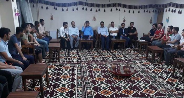 Ensar Vakfı Şırnak Şubesi, Şırnak'ta Kariyer Buluşmaları Düzenledi