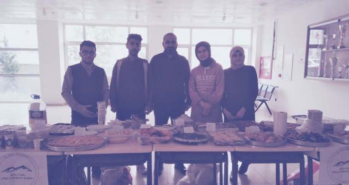Ensar Vakfı Şırnak Şubesinden Kermes Programı
