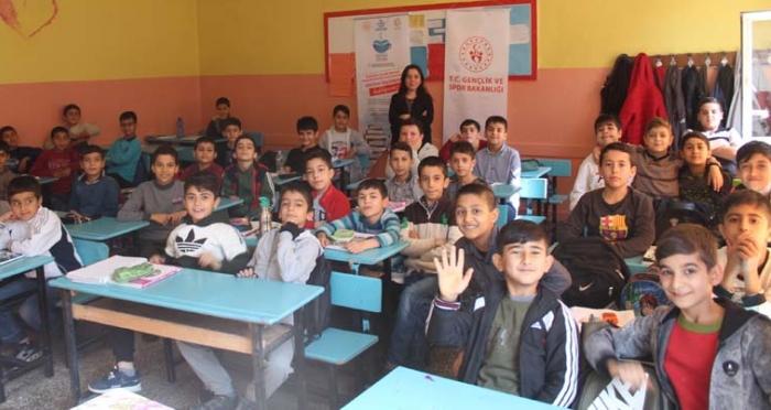 Ensar Vakfı Diyarbakır Şubesi Öğrencilere Kişisel Gelişim Eğitimleri Düzenledi