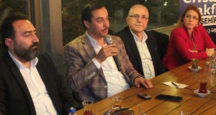 Ensar Vakfı Ataşehir Şubesi Gönül Sohbetleri Programına Basın Davet Edildi