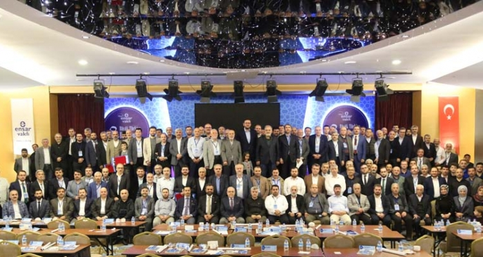 8. Büyük Türkiye Buluşması Antalya'da Gerçekleşti