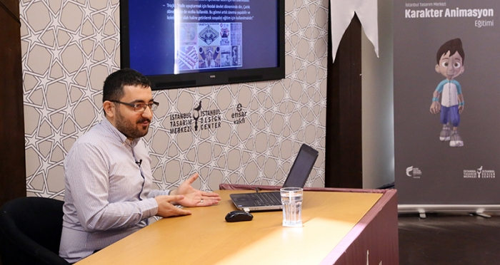 Yönetmen Koray Sevindi ile Animasyon ve Propaganda Semineri