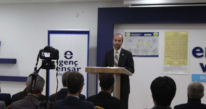 Ensar Vakfı Diyarbakır Şubesi Seminer İcra Etti