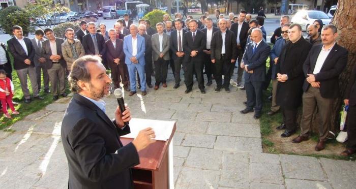 Tokat'ta Enderun Kitap Kahve Açılışı Gerçekleştirildi