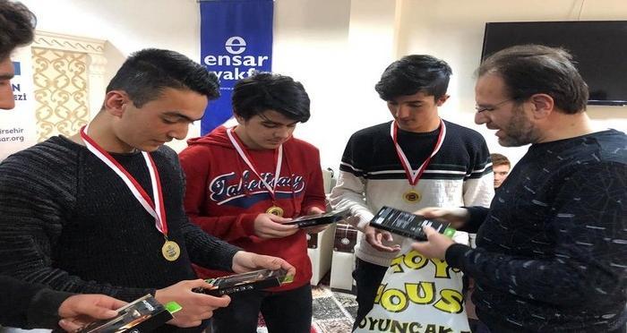 Ensar Vakfı Kırşehir Şubesi PUBG Turnuvasını Gerçekleştirdi