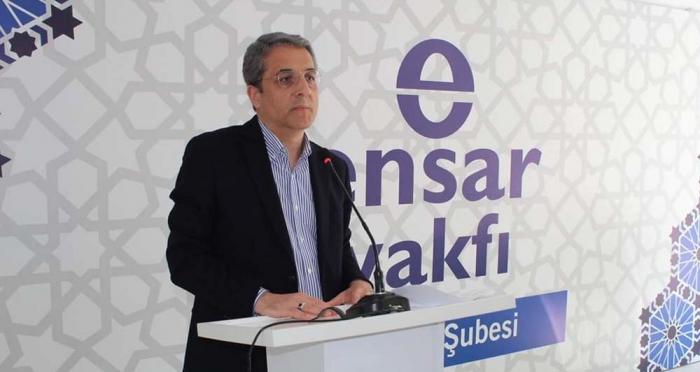 Samsun Şubesi'nde 'Neden Ahlaki Zaaflarımızı Aşamıyoruz ?' Konulu Konferans Gerçekleştirildi