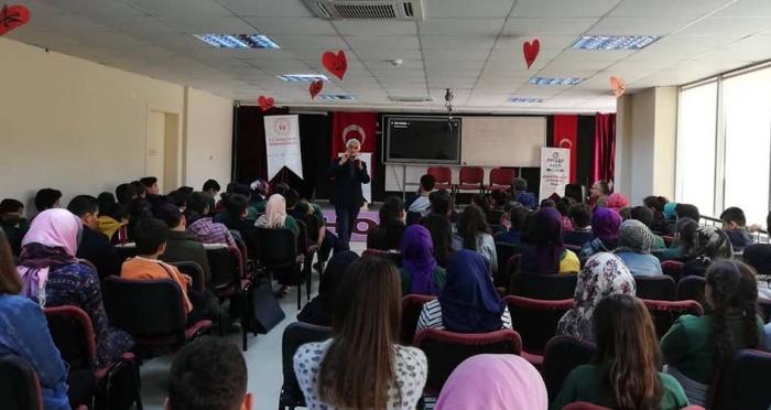 Ensar Vakfı Bartın Şubesi 'Namazı Yaşamak' Adlı Konferans Düzenledi