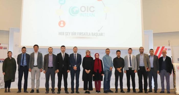 OIC Intern Üç İlde Tanıtım Gerçekleştirdi