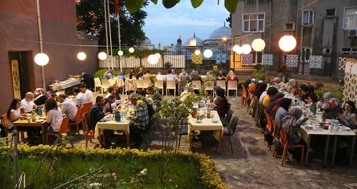 İstanbul Tasarım Merkezi 11. Geleneksel İftar Programı