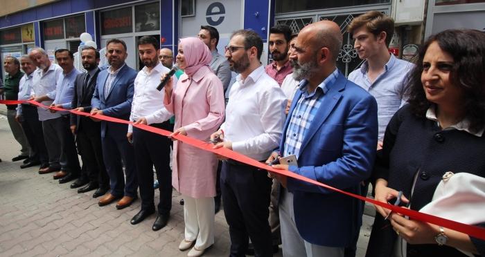 Ensar Vakfı Kağıthane Şubesi Gençlik ve Spor Yaşam Merkezi açıldı