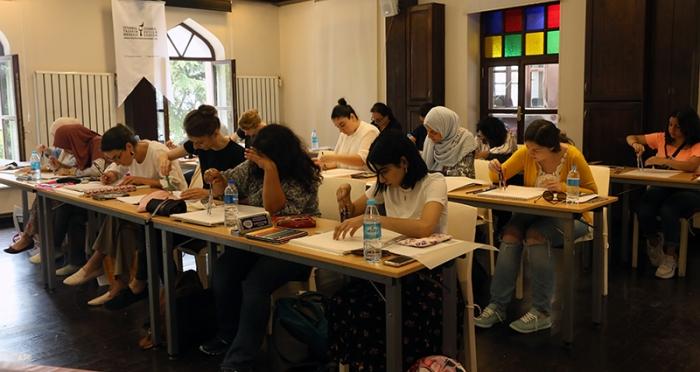 'Art Of Islamic Pattern' Okulu İstanbul Tasarım Merkezi'nde