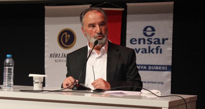 Konya'da Prof. Dr. Hayrettin Karaman'a Ahde Vefa Gecesi Düzenlendi