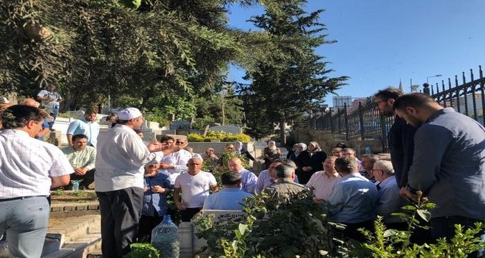 Ensar Vakfı'nın Rahmetli Başkanı Ahmet Şişman Dualarla Anıldı