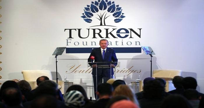 TURKEN Vakfı 6. Geleneksel Yemek Programı Gerçekleşti