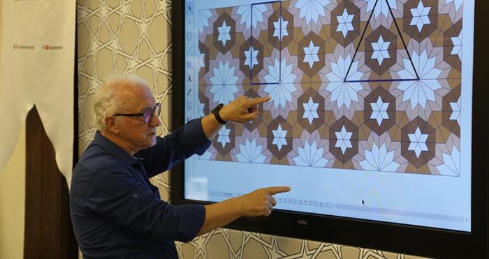 İslâm Sanatında Geometrik Desenler Okulu (Temel / Orta Düzey)
