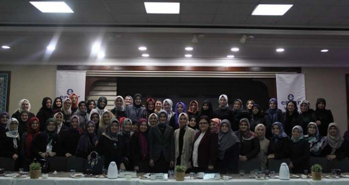 Hanımlar Komisyonu 'Kadınlar Konuşuyor' Programı Gerçekleşti