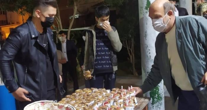 Ensar Vakfı Beykoz'dan Mevlid Kandili'nde İkram Dağıtımı