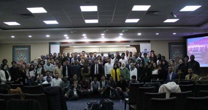 Uluslararası Staj Programı- OIC Intern Genç Vizyon Eğitimi Gerçekleştirildi