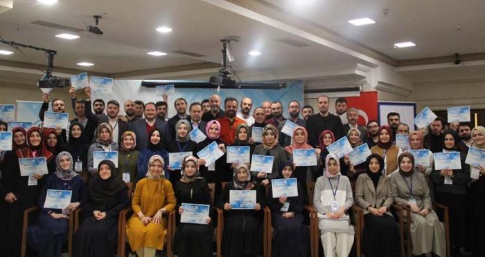Ensar Vakfı Yurtları 7. Hizmet İçi Eğitim Programı Konya'da Gerçekleşti
