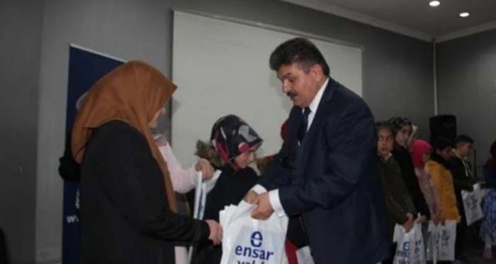 Ensar Vakfı Akyazı Şubesi 'Kur'an-ı Kerim Metin Meal Yarışması' Düzenledi