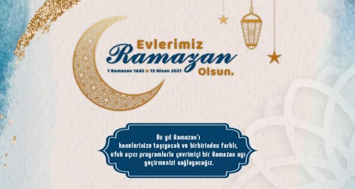 Ensar Vakfı Çevrimiçi Ramazan Programı 'Evlerimiz Ramazan Olsun'