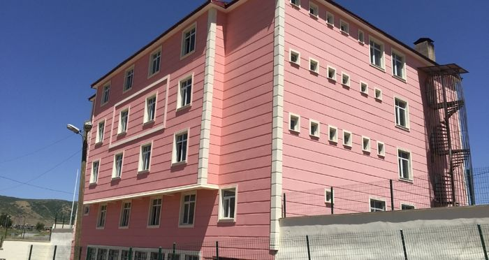 Özel Ensar Vakfı Bitlis Yükseköğrenim Kız Öğrenci Yurdu