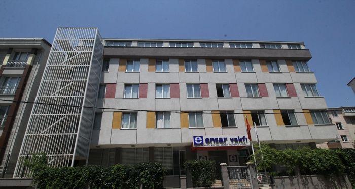 Özel Ensar Vakfı Esenyurt Yükseköğretim Erkek Öğrenci Yurdu