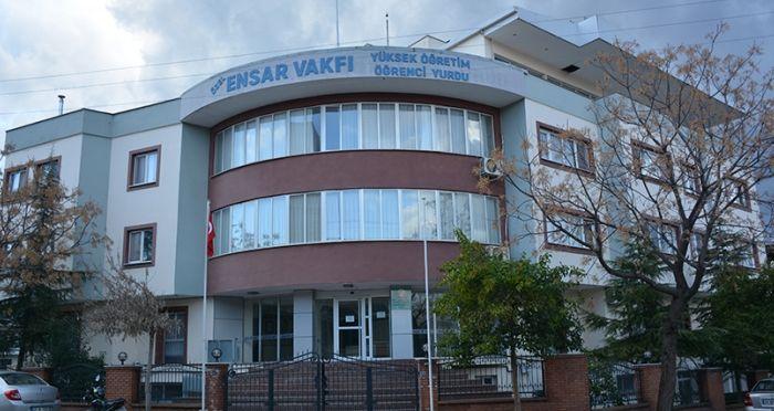 Özel Ensar Vakfı Manisa Turgutlu Yükseköğretim Erkek Öğrenci Yurdu