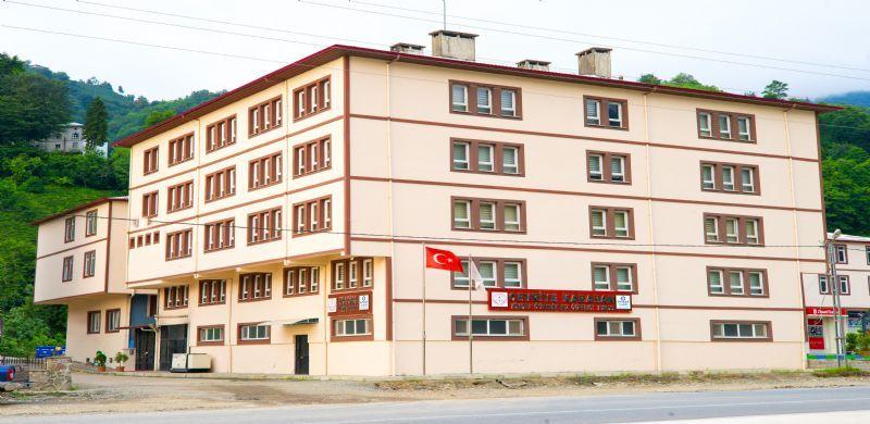 Özel Ensar Vakfı Rize Cevriye Karahan Yükseköğrenim Kız Öğrenci Yurdu