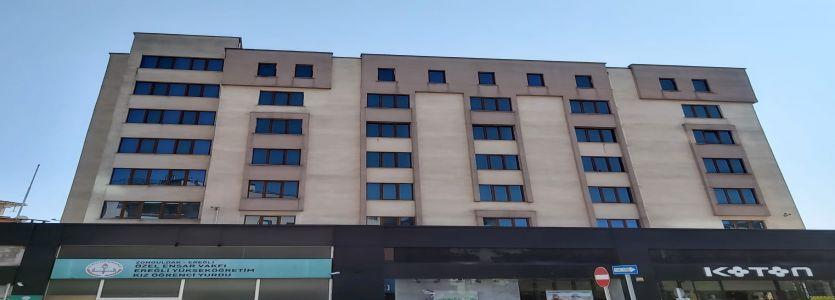 Özel Ensar Vakfı Zonguldak  Ereğli Yükseköğrenim Kız Öğrenci Yurdu